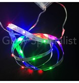 LED STRIP - 1 METER - 30 LED - MULTICOLOR