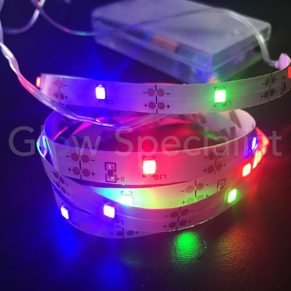 LED STRIP - 3 METER - 90 LED - MULTICOLOR