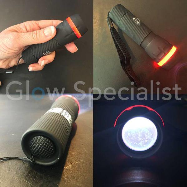 LED ZAKLAMP SUPER BRIGHT - 1 WATT - 1 LED