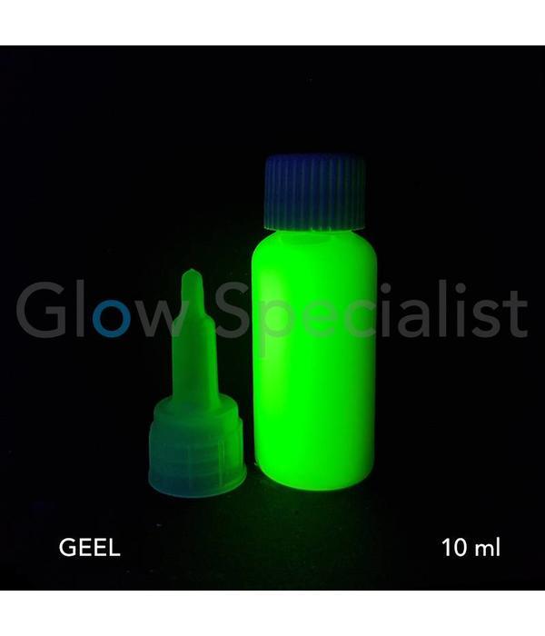 - Glow Specialist UV PRINTER INKT - GEEL - ONZICHTBAAR