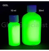 - Glow Specialist UV PRINTER INKT - CYAAN LIGHT - INVISIBLE