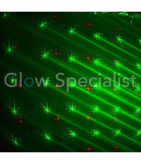 BeamZ Apollo Laser Multipoint laser Red-Green