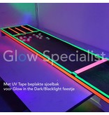 UV / BLACKLIGHT NEON TAPE - 50 MM x 50 M