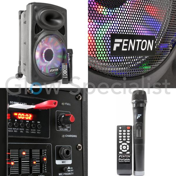 FPS12 MOBILE SOUND SYSTEM 12""