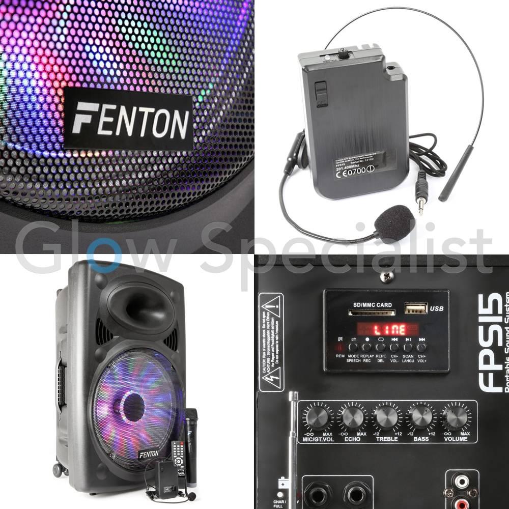 FPS12 MOBILE SOUND SYSTEM 15