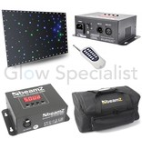 BeamZ SPARKLE WALL LED96 RGBW 3X 2M WITH CONTROLLER