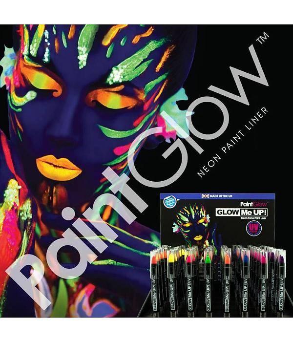 Neon party package 1 (schmink)