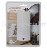 LED NIGHT LIGHT WITH LIGHT SENSOR - 3 LED