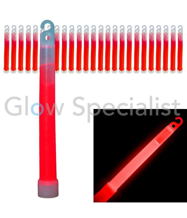 "- Glow Specialist GLOWSTICK ULTRA HIGH INTENSITY - 6"" (15 CM) - 5 MINUTES - 25 PCS"