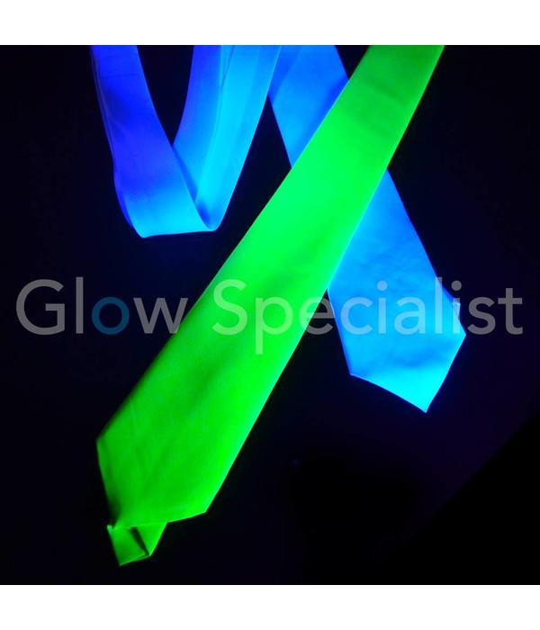UV / BLACKLIGHT NEON NECKTIE