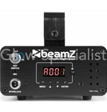 BeamZ BEAMZ SURTUR II DOUBLE LASER RG GOBO DMX IRC 3W BLAUW LED