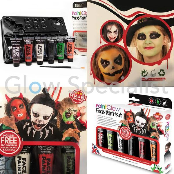 PAINTGLOW FACE PAINT KIT