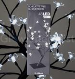 LED BLOSSOM TREE - 45 CM - COOL WHITE - 48 LED - Copy