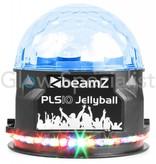 BeamZ PLS10 JELLYBALL MET BT SPEAKER EN MP3-SPELER