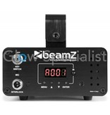 BeamZ BEAMZ CUPID DOUBLE LASER 210MW RB GOBO DMX IRC