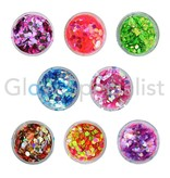 - PaintGlow PAINTGLOW UV CHUNKY HOLOGRAPHIC GLITTER - RAINBOW RAVE