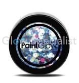 - PaintGlow PAINTGLOW UV CHUNKY HOLOGRAPHIC GLITTER - MERMAID MIST