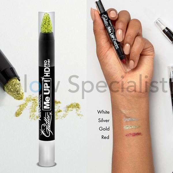 PAINTGLOW GLITTER ME UP HD PRO LINER