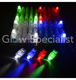 - Glow Specialist FINGER LIGHTS - TRAY OF 100 PIECES - 4 COLORS