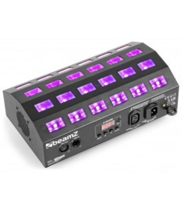 BeamZ Beamz BUV 463 LED UV Stroboscoop