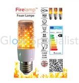 Firelamp FIRELAMP™ 3W - 300 LUMEN - E27M - 64 SMD - 1800K - CLEAR