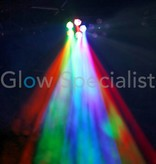 BeamZ BEAMZ SWAY GOBO LIGHT EFFECT WITH 5 GOBO & LED AND LASER