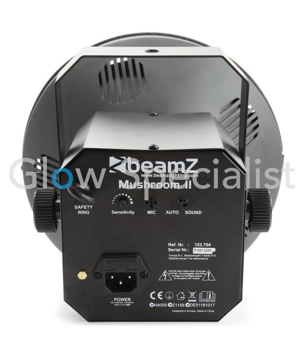 BeamZ BEAMZ LED MUSHROOM II MET AFSTANDSBEDIENING