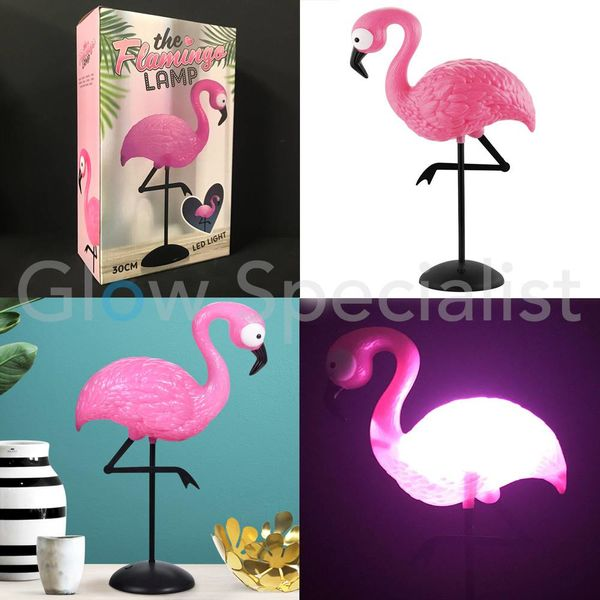 LED  FLAMINGO LIGHT