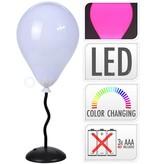LED BALLON LAMP - COLOR CHANGING