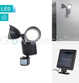 DUO SOLARLAMP WITH MOTION DETECTOR