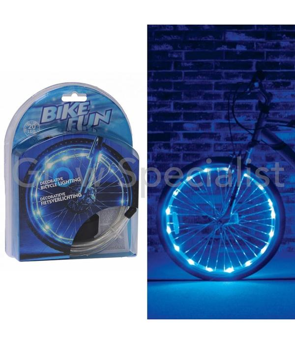 LED ROPE LIGHT FOR BICYCLE - 20 LED