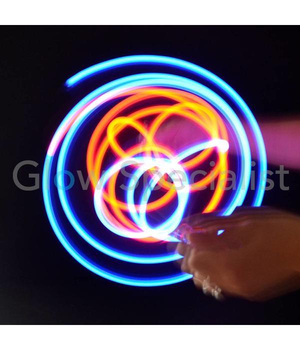 LED SPINNER MET KOORD