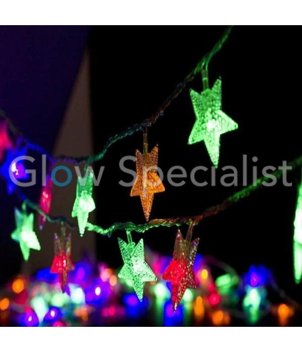 Color Changing Christmas Lights.Led Christmas Lights 10 Stars Color Changing