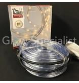 LED ROPE LIGHT - 288 LED - 12 METER - WARM WHITE
