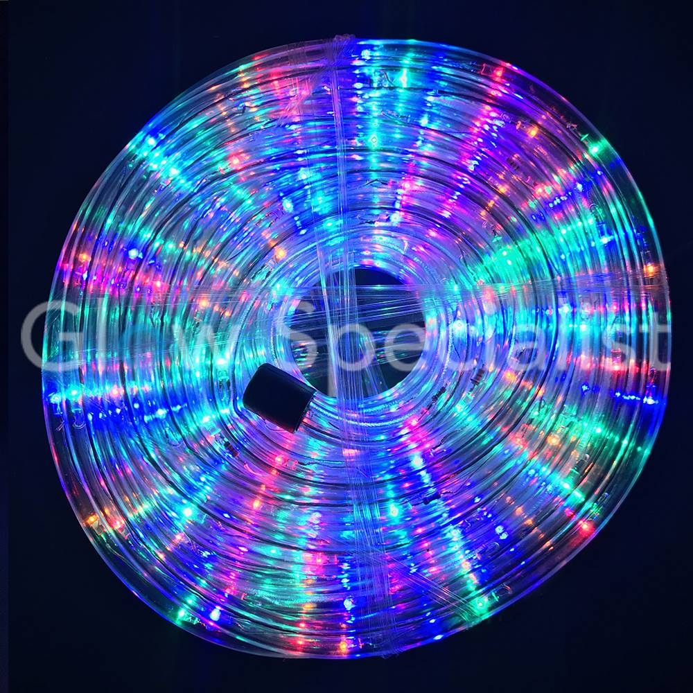 Led Rope Light 288 12 Meter Multicolor