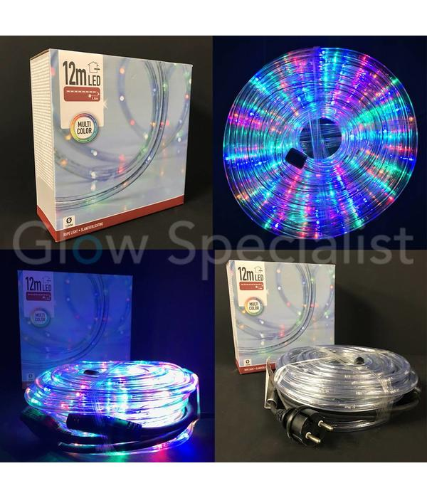 LED SLANGVERLICHTING - 288 LED - 12 METER - MULTICOLOR