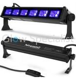 BeamZ UV LED BAR - BUV63 - 6x3W