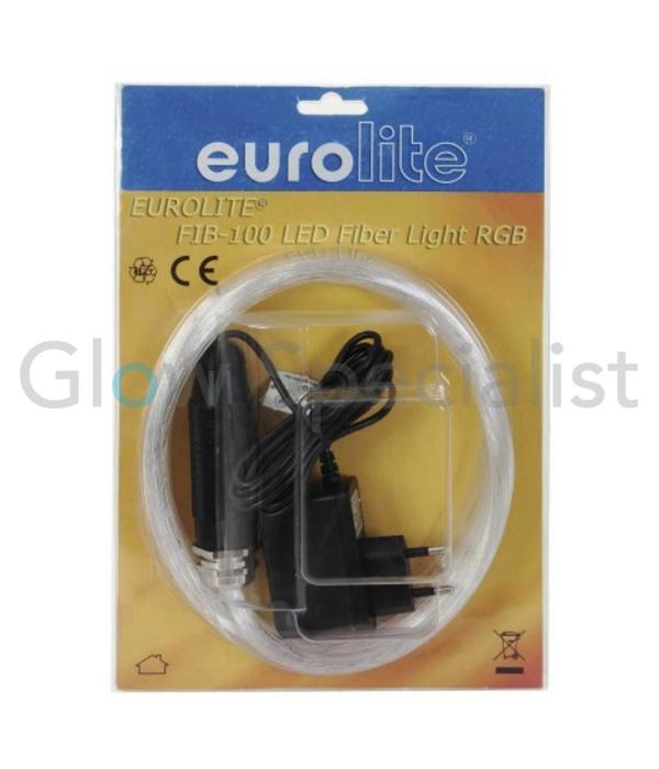 - Eurolite STARRY SKY EUROLITE FIB-207 LED FIBER LIGHT RGB