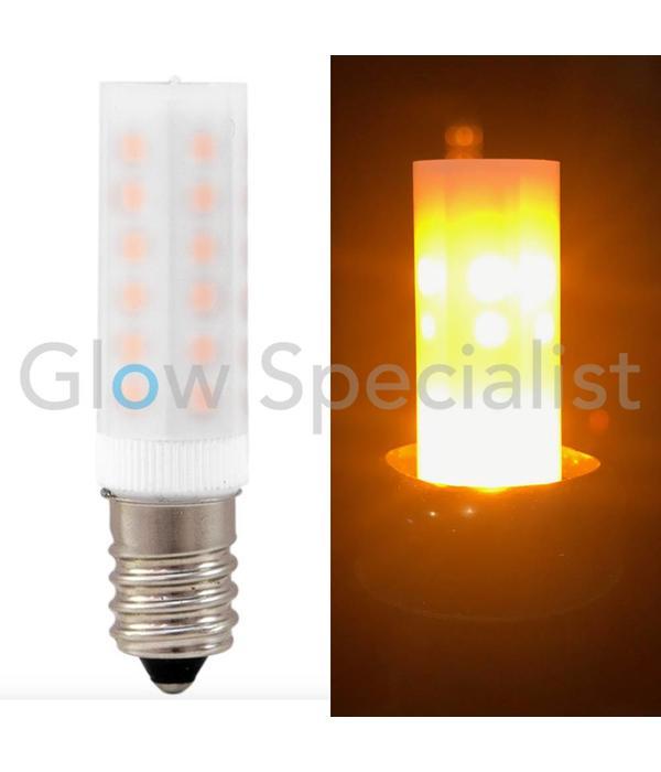 - Omnilux OMNILUX LED AF-10 E-14 FLAME LIGHT
