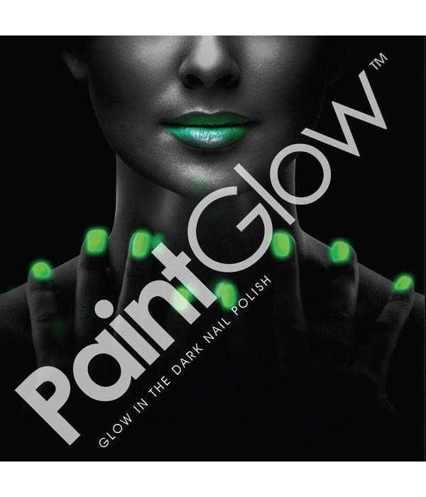 - PaintGlow PAINTGLOW GLOW IN THE DARK UV NAIL POLISH - SET OF 3