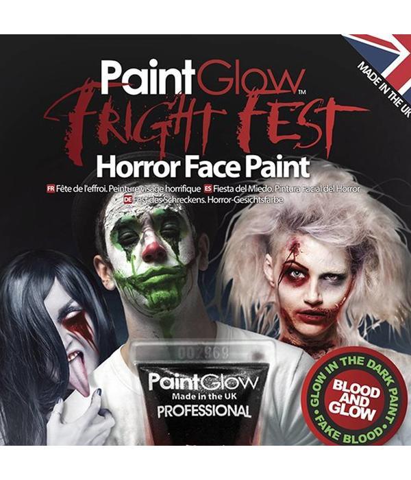 - PaintGlow PAINTGLOW FRIGHT FEST HALLOWEEN BLOOD & GLOW - SET VAN 3