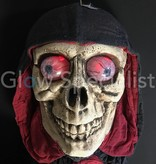 Europalms HALLOWEEN SKULLPORTAL - WITH LIGHT AND SOUND - 233 CM
