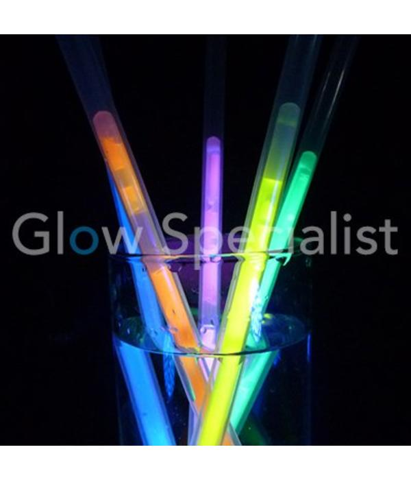 - Glow Specialist GLOW STRAWS - 25 PIECES