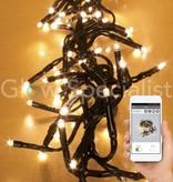 LED CLUSTER VERLICHTING - 1152 LAMPJES - WARM WIT - MET APP