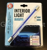 NEON EFFECT BLUE DASHBOARD LIGHTING FOR THE CAR - 12V