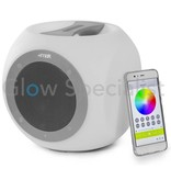 MAX CX1 PORTABLE COLOR CHANGING WIRELESS BLUETOOTH SPEAKER