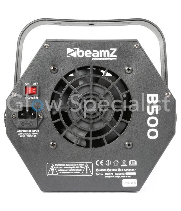 BeamZ BEAMZ BELLENBLAASMACHINE B500