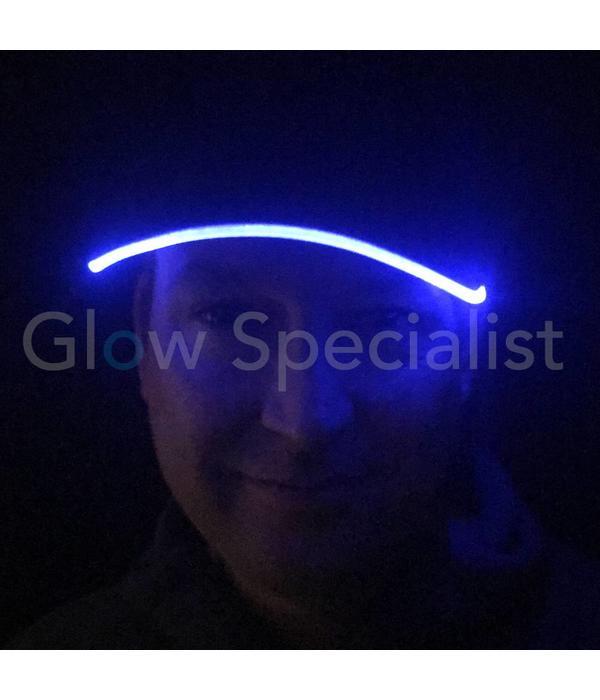 Illuminated Apparel LED LIGHT UP BASEBALL CAP - BLAUW LICHT