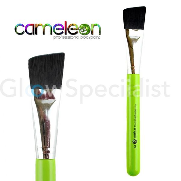 CAMELEON ANGLED BRUSH - NR 3 - LARGE