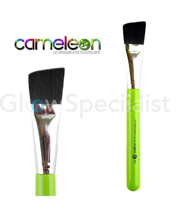 - Cameleon CAMELEON ANGLED BRUSH - NR 3 - LARGE
